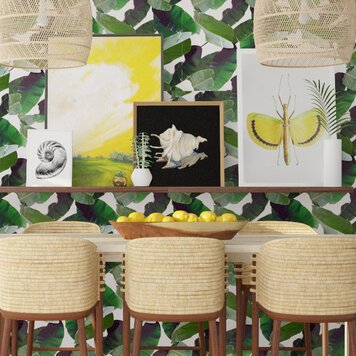 Online design Eclectic Dining Room by Aimee M. thumbnail