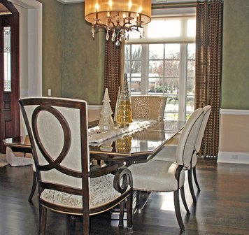 Online design Transitional Dining Room by Eileen P. thumbnail