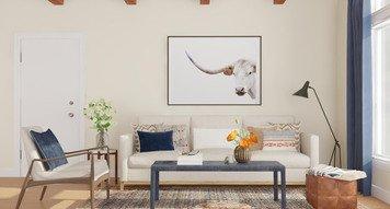 Online design Modern Living Room by Laura S. thumbnail