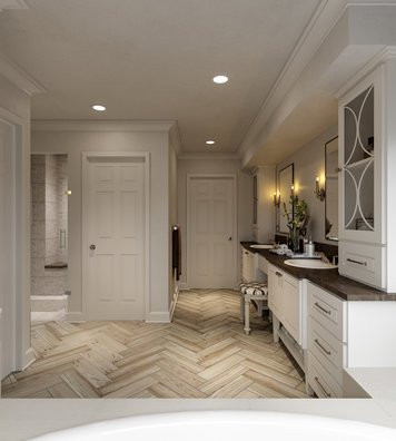 Online design Country/Cottage Bathroom by Selma A. thumbnail