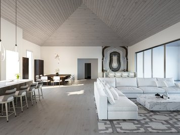 Online design Contemporary Living Room by Tiara M. thumbnail