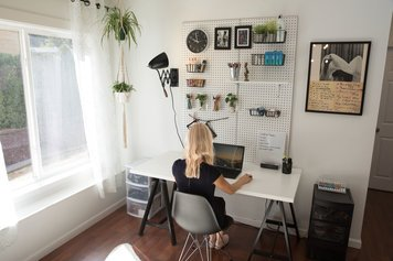 Online design Transitional Home/Small Office by Sonia C. thumbnail