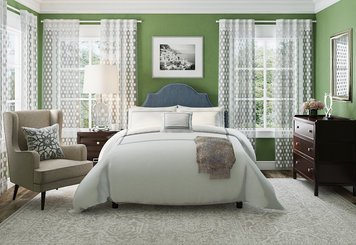 Online design Transitional Bedroom by João A. thumbnail