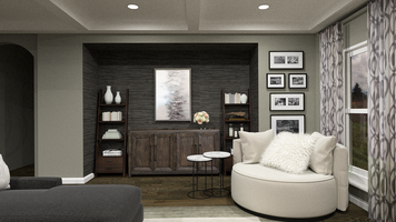 Online design Transitional Living Room by Taron H. thumbnail