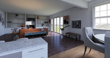 Online design Eclectic Living Room by Wyatt L. thumbnail