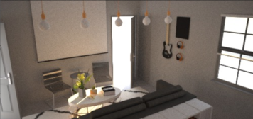 Online design Contemporary Home/Small Office by Debbie O. thumbnail