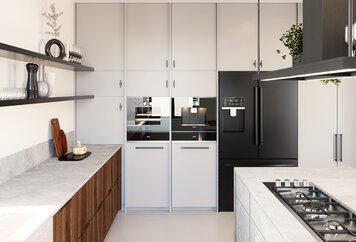 Online design Contemporary Kitchen by Kristina B. thumbnail