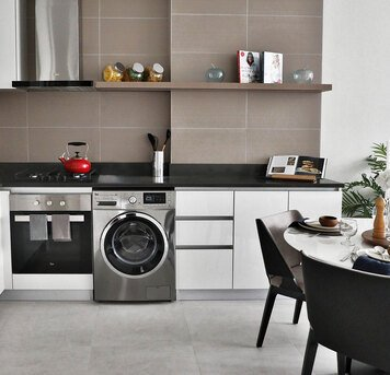 Online design Contemporary Kitchen by Nora B. thumbnail