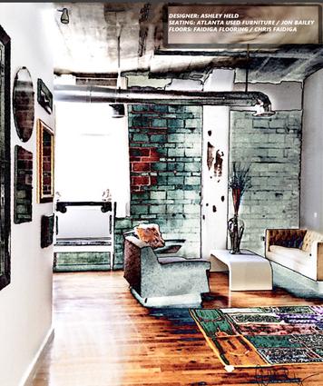 Online design Modern Living Room by Ashley H. thumbnail