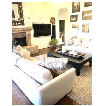 Online design Transitional Living Room by Linde P. thumbnail