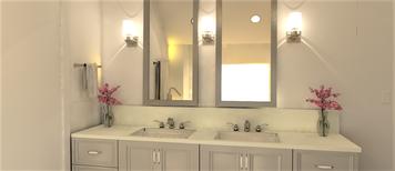 Online design Transitional Bathroom by Shanthi O. thumbnail