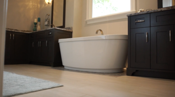 Online design Contemporary Bathroom by Brooke M. thumbnail