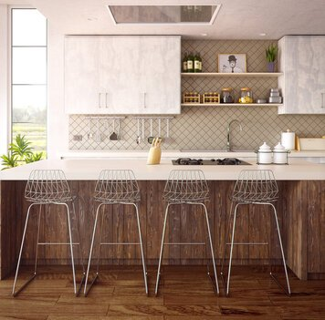 Online design Modern Kitchen by Giselle U. thumbnail