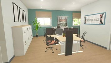 Online design Modern Business/Office by Krystyna A. thumbnail