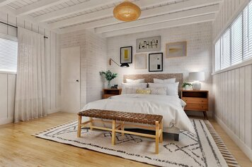 Online design Country/Cottage Bedroom by Ibrahim H. thumbnail