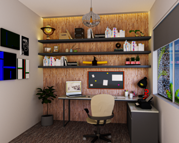 Online design Contemporary Home/Small Office by Mini G. thumbnail