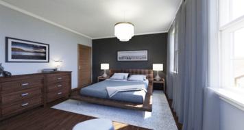 Online design Transitional Bedroom by Susan V. thumbnail