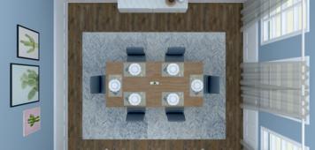 Online design Glamorous Dining Room by Alberthe B. thumbnail