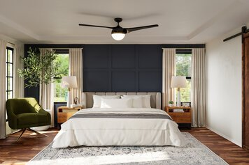 Online design Transitional Bedroom by Cayla S. thumbnail