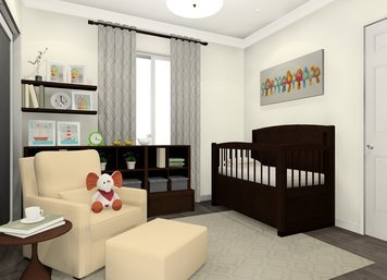 Online design Contemporary Kids Room by Noraina Aina M. thumbnail