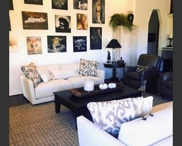 Online design Traditional Living Room by Linde P. thumbnail