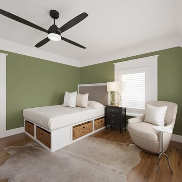 Online design Transitional Bedroom by Emily P. thumbnail