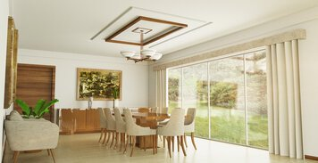 Online design Traditional Dining Room by Jose S. thumbnail