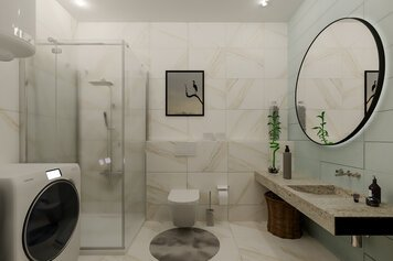Online design Glamorous Bathroom by Tomislava S. thumbnail