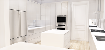 Online design Modern Kitchen by Renata B. thumbnail
