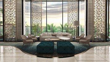 Online design Glamorous Hallway/Entry by Hatice U. thumbnail