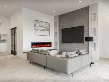 Online design Contemporary Living Room by Wanda P. thumbnail
