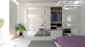 Online design Modern Bathroom by Rana S. thumbnail