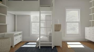 Online design Modern Bedroom by Nedith A. thumbnail