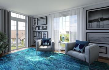 Online design Glamorous Living Room by Susan V. thumbnail
