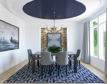 Online design Transitional Dining Room by MaryBeth C. thumbnail