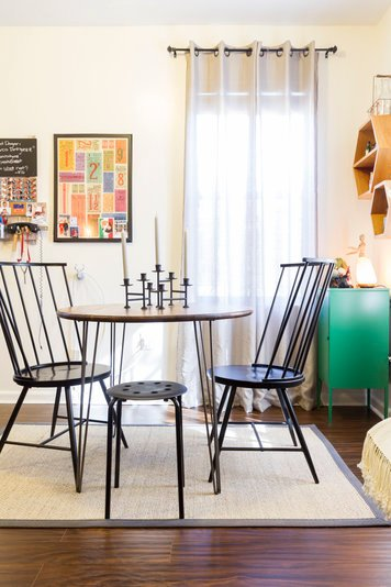 Online design Eclectic Dining Room by Francis D. thumbnail
