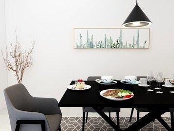 Online design Modern Dining Room by Venessa T. thumbnail