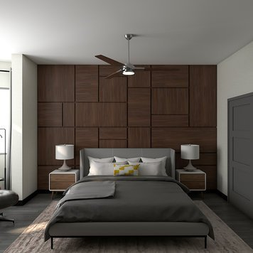 Online design Transitional Bedroom by Jessica S. thumbnail