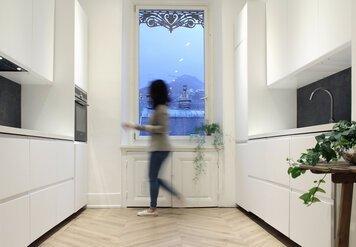 Online design Contemporary Kitchen by Soha K. thumbnail