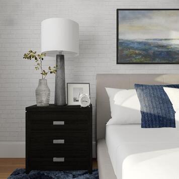 Online design Modern Bedroom by Katherine C. thumbnail