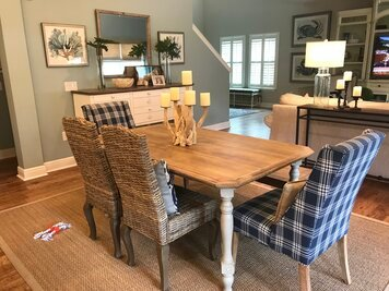 Online design Beach Dining Room by Holly M. thumbnail