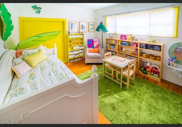 Online design Eclectic Kids Room by Heather P. thumbnail