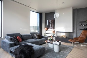 Online design Contemporary Living Room by Katerina P. thumbnail