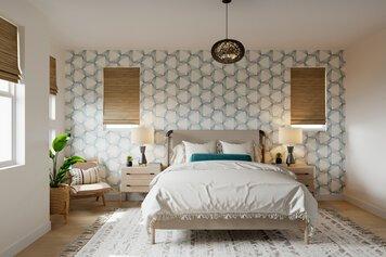Online design Eclectic Bedroom by Berkeley H. thumbnail