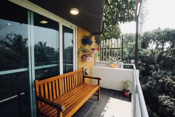 Online design Transitional Patio by Anup T. thumbnail