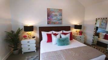 Online design Eclectic Bedroom by Casey H. thumbnail