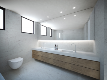 Online design Modern Bathroom by Eleni K. thumbnail