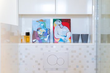 Online design Contemporary Bathroom by Jacinta l. thumbnail