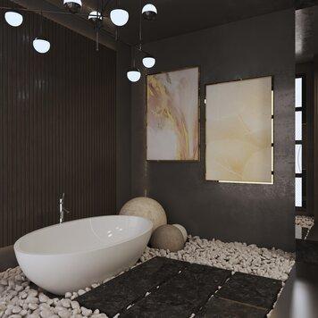 Online design Glamorous Bathroom by Shofy D. thumbnail