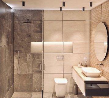 Online design Contemporary Bathroom by Monika K. thumbnail